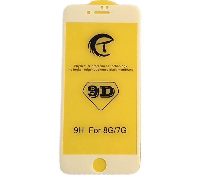 Защитное стекло Screen Guard iPhone 7/8 б/уп. 9D