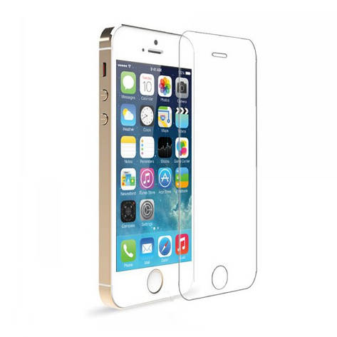 Защитное стекло Screen Guard tempered glass 0.15 мм for iPhone 5, фото 2