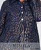 Платье №329-1-синий Размеры 52,54,, фото 4