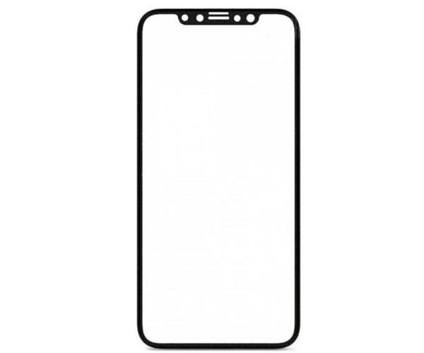 Защитное стекло Baseus 0.2 мм silk-screen tempered glass film for iPhone XR