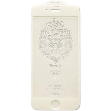 Защитное стекло Remax emperor series GL-32 for iPhone7/8 9D, фото 2
