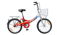 Велосипед складной подростковый десна 20