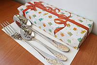 Сувенирный именной набор посуды в подарок на день влюбленных