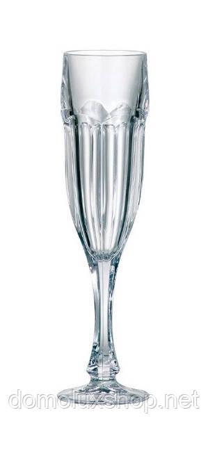 Bohemia Safari Набір келихів для шампанського 6*150 мл (1KC86 99R83 150)
