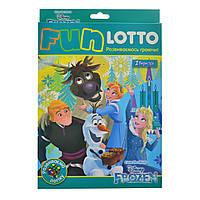 """Игровой набор """"Funny loto"""" """"Frozen"""""""