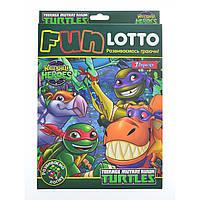 """Игровой набор """"Funny loto"""" """"TMNT Dino"""""""