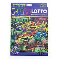 """Игровой набор """"Funny loto"""" """"TMNT"""""""