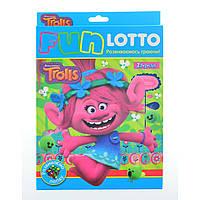 """Игровой набор """"Funny loto"""" """"Trolls"""""""