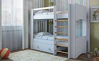 Двухэтажная кровать КДСП 109