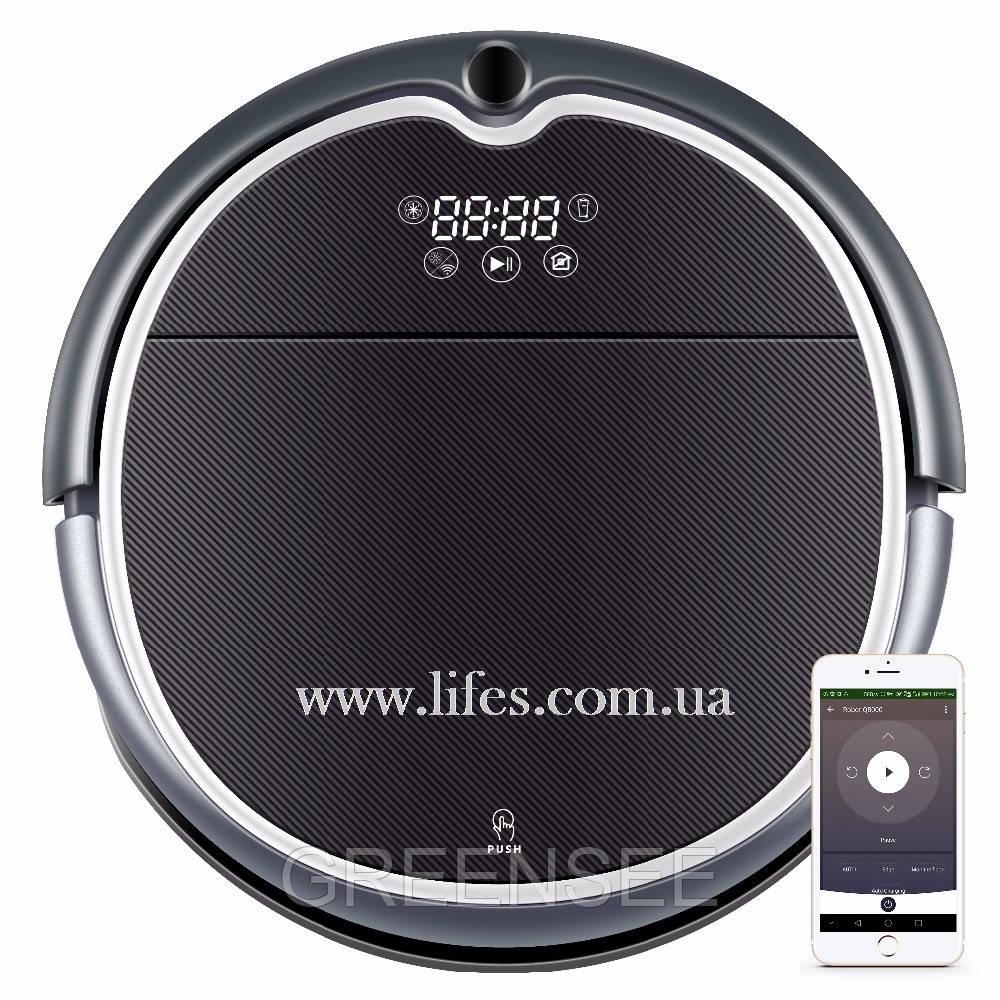 LIECTROUX Робот пылесос Q8000