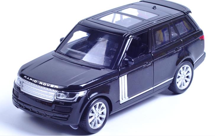 Машинка коллекционная Range Rover 1:32