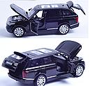 Машинка коллекционная Range Rover 1:32, фото 2