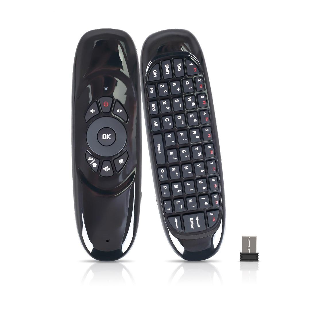 Воздушная мышь клавиатура Air Mouse  C120 английский