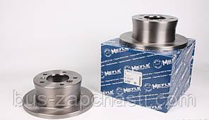 Задний тормозной диск MB Sprinter 308-316CDI, VW LT 35 1996-2006 (272x16) — Meyle (Германия) — 015 523 2031