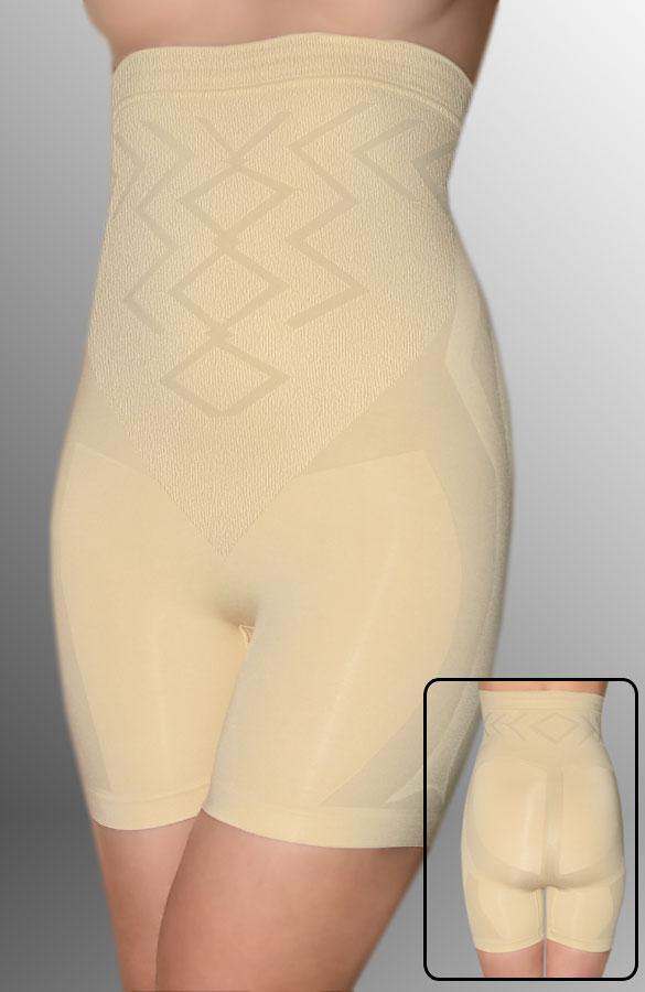 07b0b8f5752db Утягивающие шорты размер S корректирующее белье утяжка - Apricot в Одессе