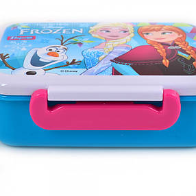 """Контейнер для еды """"Frozen"""", 420 мл, с разделителем, фото 2"""