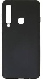 Силикон для Samsung A920 (2018) Black Soft Touch