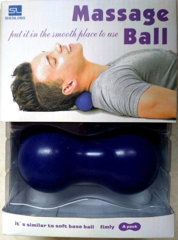 Массажер для шеи - массажный шар Massage Ball Shenglong