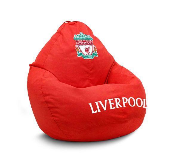 """Кресло мешок груша """"FC Liverpool"""""""