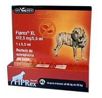 Фипрекс 75 ХL спот - он  для собак 40 - 55 кг., фото 1