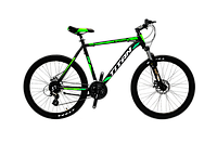 "Велосипед 26"" TitanBike Raptor Black-Green"