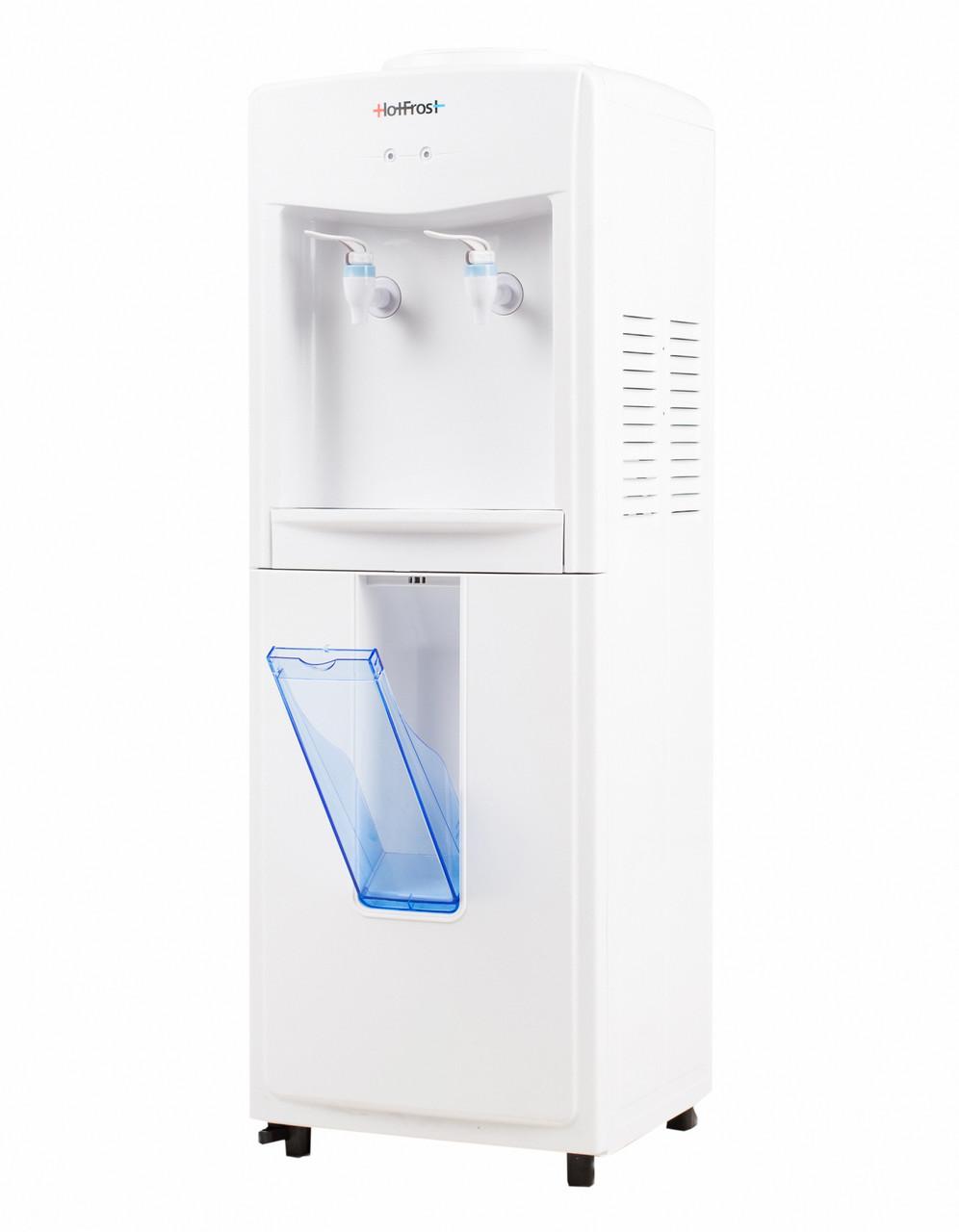 Кулер напольный комнатная вода HotFrost V118R