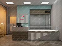 Аптечная мебель в стиле Модерн, фото 1