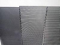 Пластиковая решетка-сетка для тюнинга и бамперов
