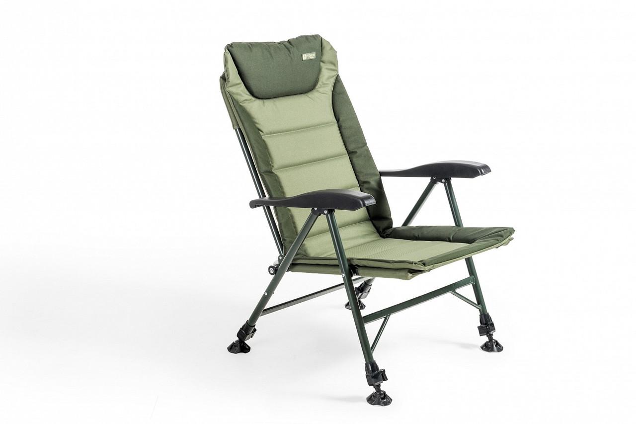 Кресло карповое Mivardi Chair Premium Quattro M-CHPREQ
