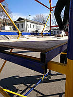 "Вышка ""ПСРВ"" 1,7х0,8м(1+1) - 2,7м, Украина, фото 4"
