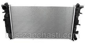 Радиатор охлаждения (+AC/-AC) на MB Sprinter 906, VW Crafter 2006→ — Solgy(Испания)— 112039