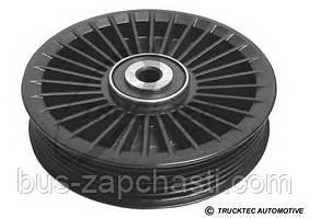 Ролик генератора MB Sprinter CDI (-AC) (большой) (паразитный) — Trucktec Automotive — 02.19.177