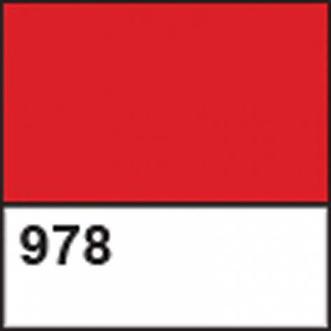 Контур по стеклу и керамике ДЕКОЛА, красный с блестками, 18мл ЗХК, фото 2