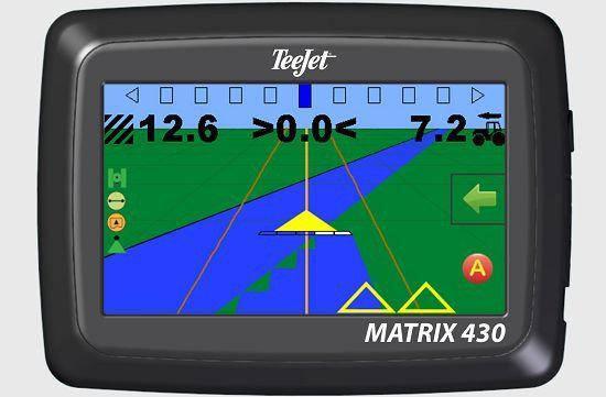 Навигатор MATRIX 430 + патч антенна GD430-GLO-P-B, фото 2