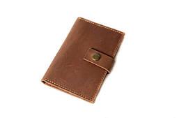 Стильный бумажник ручной работы