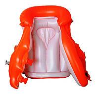 Детский надувной жилет Intex 58671 Люкс, 50 х 47 см, фото 1