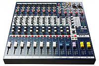 Мікшерний пульт аналоговий SOUNDCRAFT EFX8, фото 1