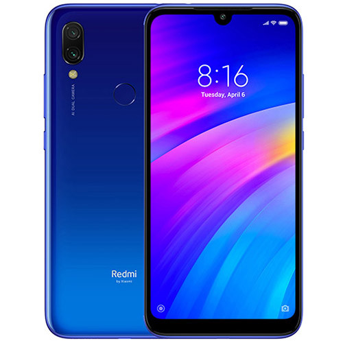 Смартфон Xiaomi Redmi 7 3/32Gb Comet Blue Global version (EU) 12 мес