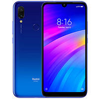 Смартфон Xiaomi Redmi 7 3/32Gb Comet Blue Global version (EU) 12 мес, фото 1