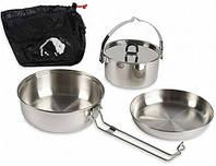 Набор посуды Tatonka Camp Set Regular TAT 4113.000