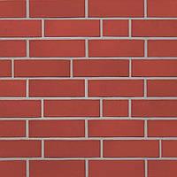 Westerwald плитка клинкерная красный гладкий