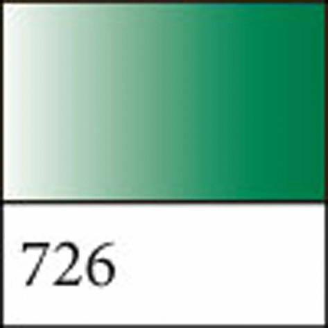 Контур по ткани ДЕКОЛА, зеленый с блестками, 18мл ЗХК, фото 2