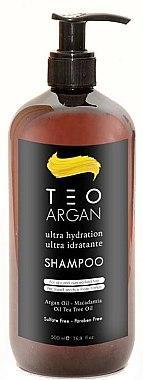 Шампунь с Аргановым маслом 500 мл