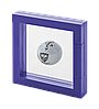 Рамка-футляр nimbus 100 ECO синяя