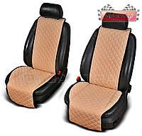 Чехлы CANTRA на передние сиденья с ушками ✓ 2шт.