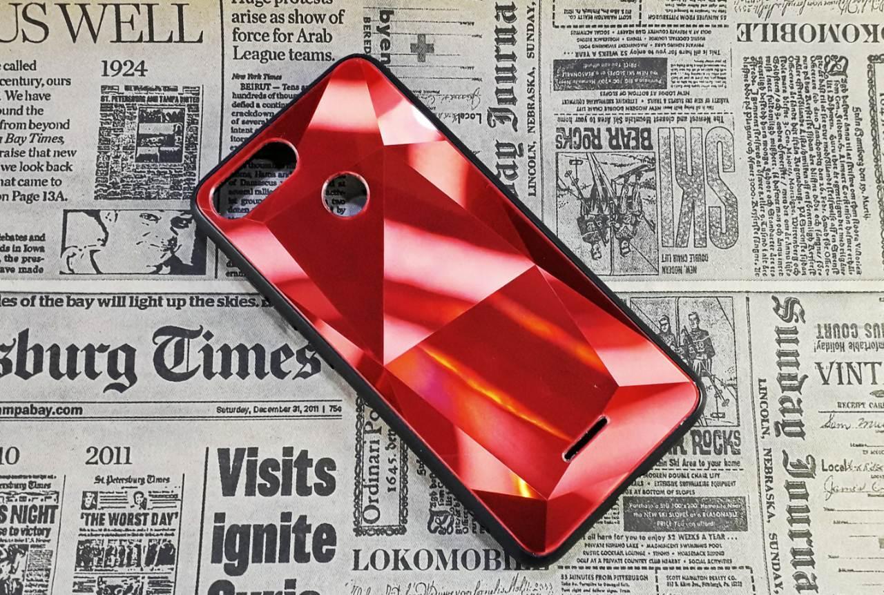Чехол накладка Rock Case на XIAOMI6, Red