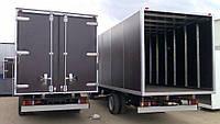 Фанера транспортная, ламинированная, бакелитовая фанера 15х1250х2500мм