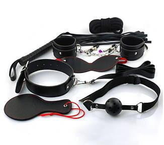 БДСМ набор Bondage Sex Toys Set 8