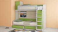 Двухэтажная кровать КДСП 110