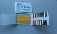 Лакмусовая бумага (pH-тест) 1-14 рН